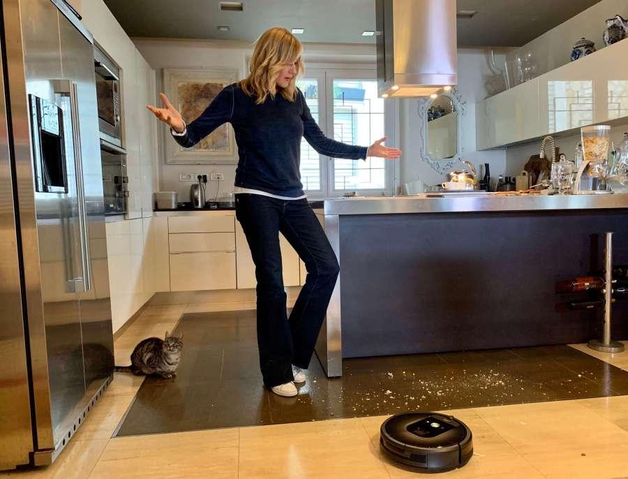 Roomba l'aspirapolvere che ci semplifica la vita 4