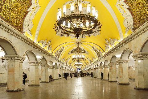 Tutto quello che forse non sapete su Mosca metro