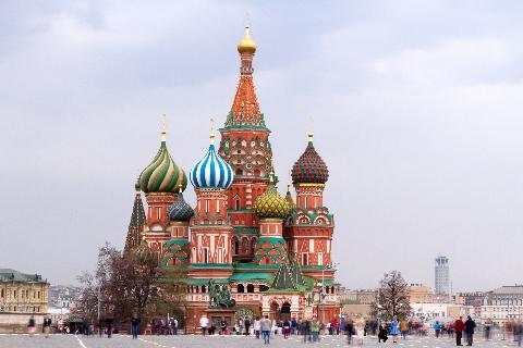 Tutto quello che forse non sapete su Mosca san basilio