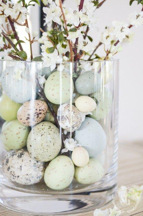 come decorare la casa a Pasqua oursouthernhomesc.com