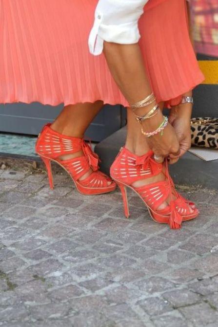 Color corallo per il guardaroba il beauty e la casa evolve-events.com