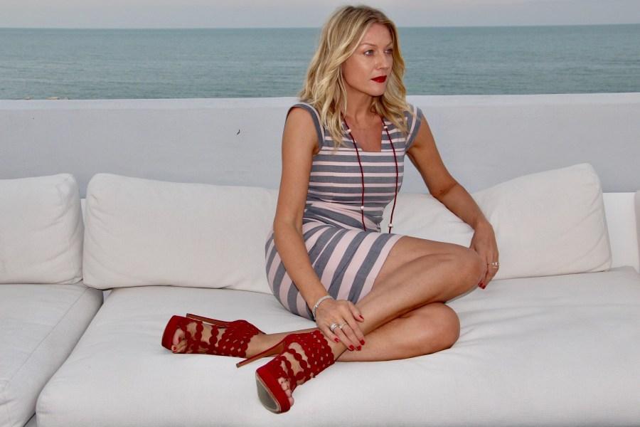gambe perfette Natasha Stefanenko