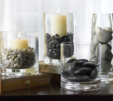Как украсить дом летними воспоминаниями, камни
