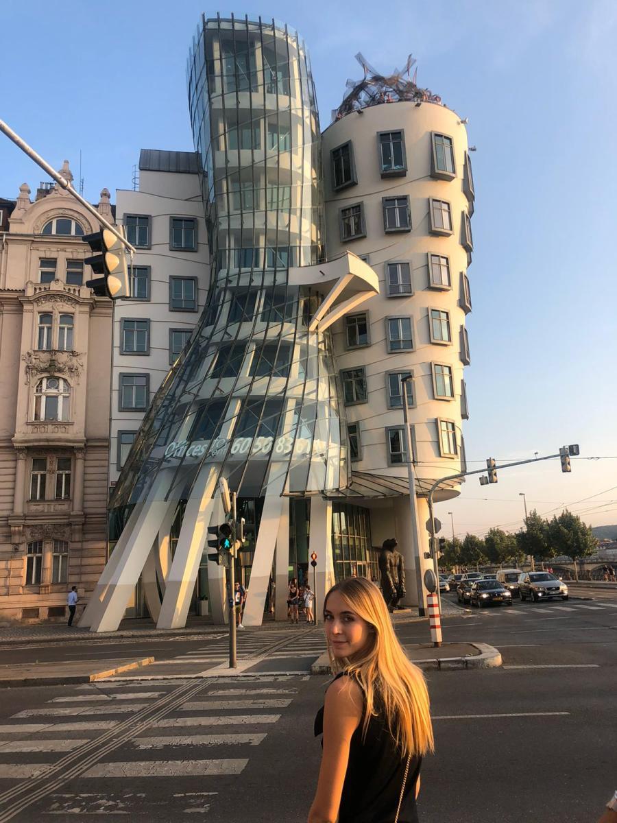 6 cose sorprendenti di Praga casa danzante