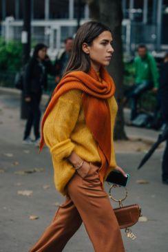 Le idee da copiare per indossare i colori dell'autunno pinterest