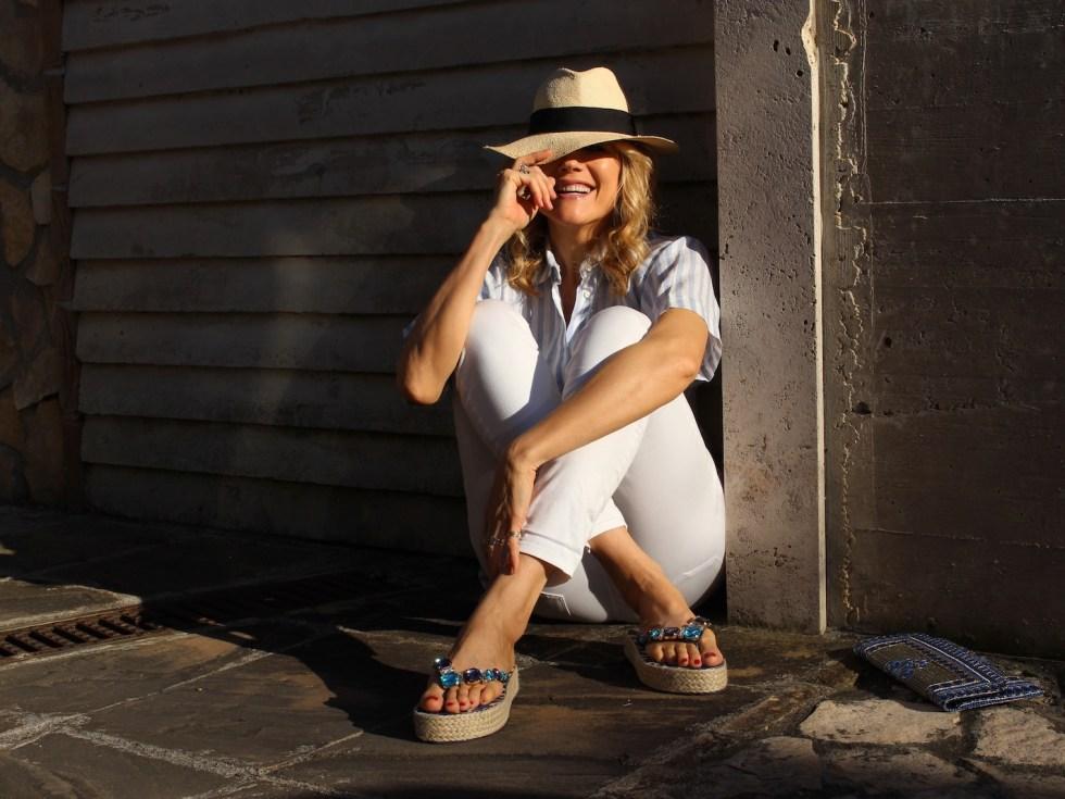 8 modi di indossare le ciabattine stefanenko nat