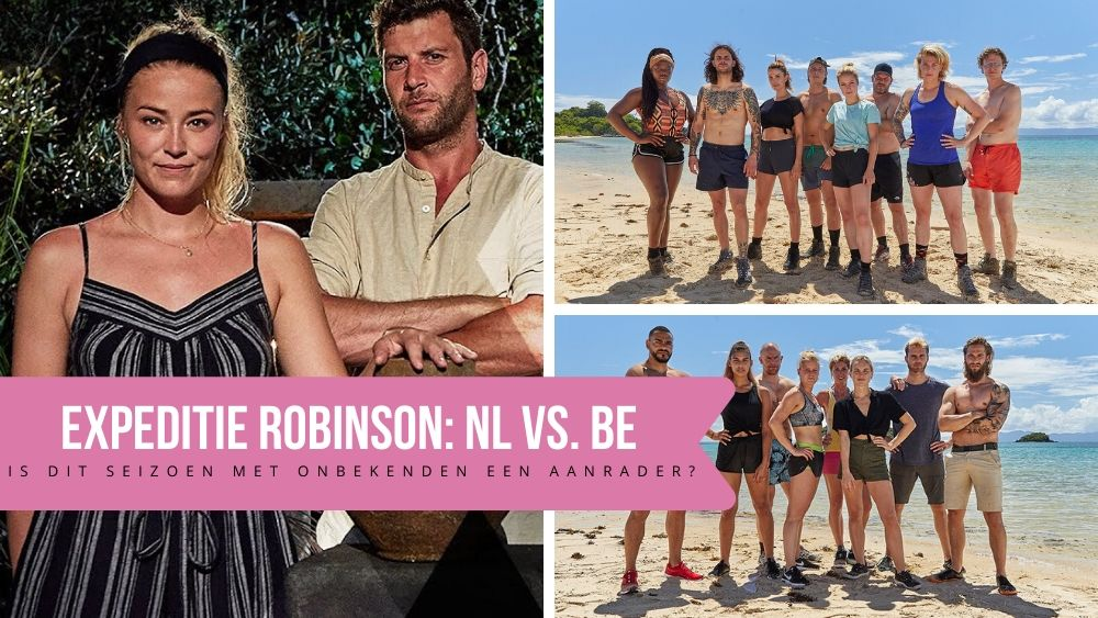 expeditie robinson nl vs be