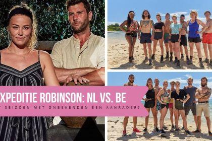 expeditie robinson nl vs be