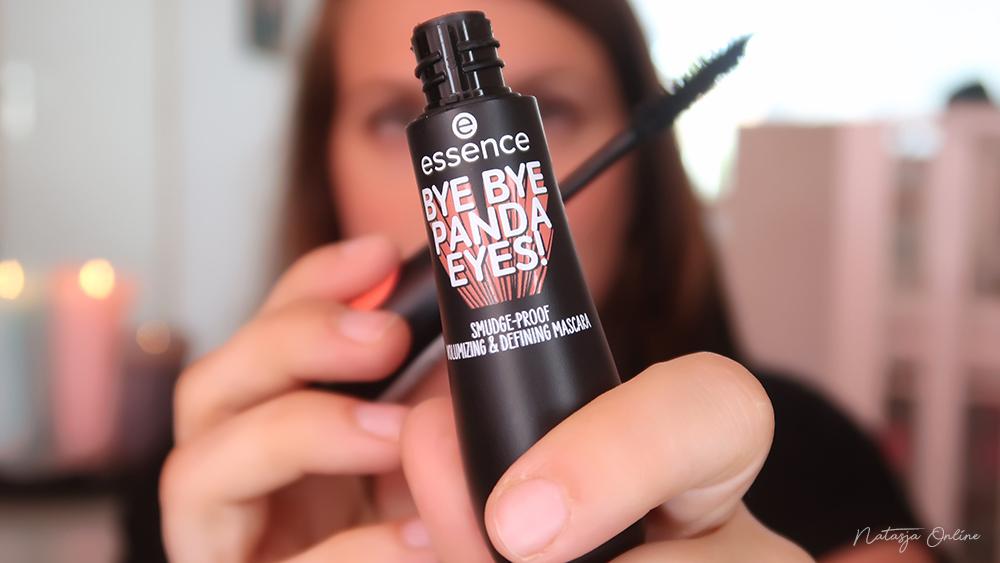 Waarom ik bye bye panda eyes mascara kocht