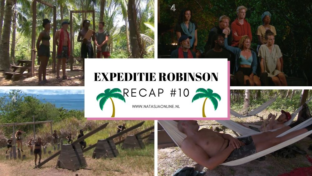 expeditie robinson 2019 aflevering 10
