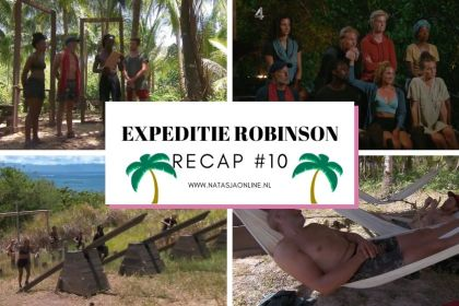expeditie robinson 2019 aflevering 10