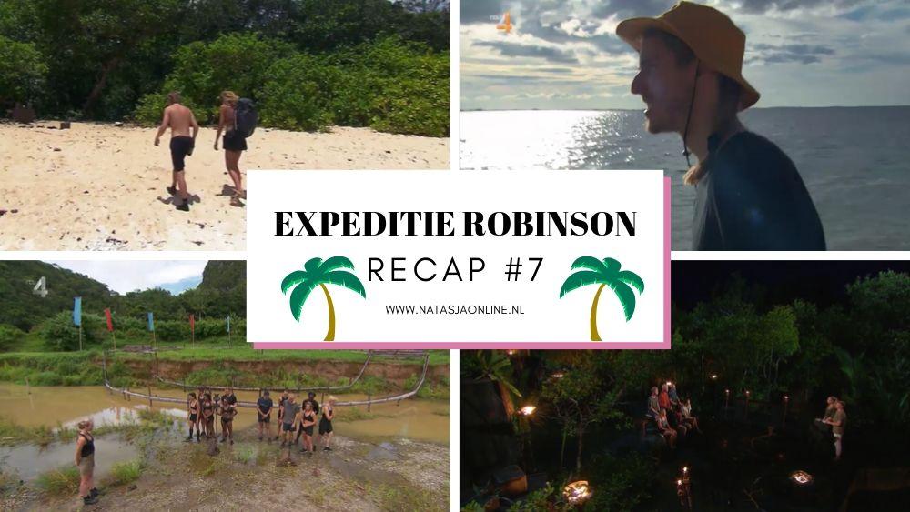 expeditie robinson 2019 aflevering 7