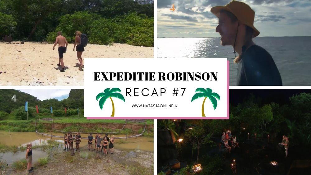 expeditie robinson 2019 aflevering 7