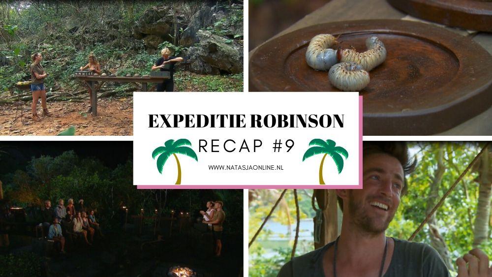 expeditie robinson 2019 aflevering 9