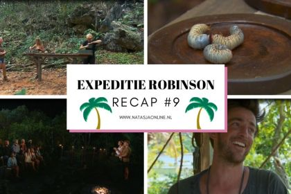 expeditie robinson 2019 aflevering 9