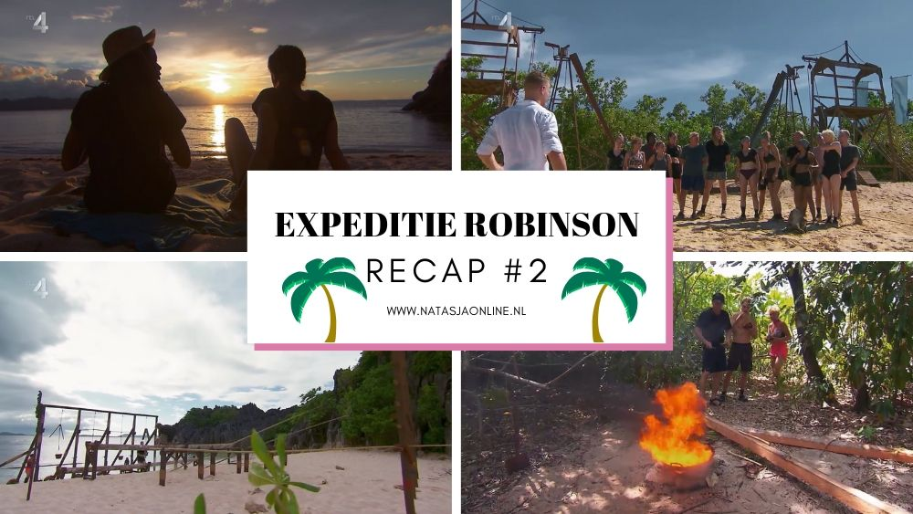 expeditie robinson 2019 aflevering 2