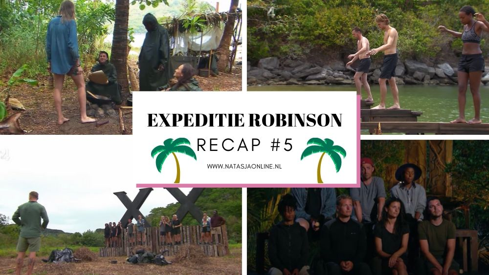 expeditie robinson aflevering 5