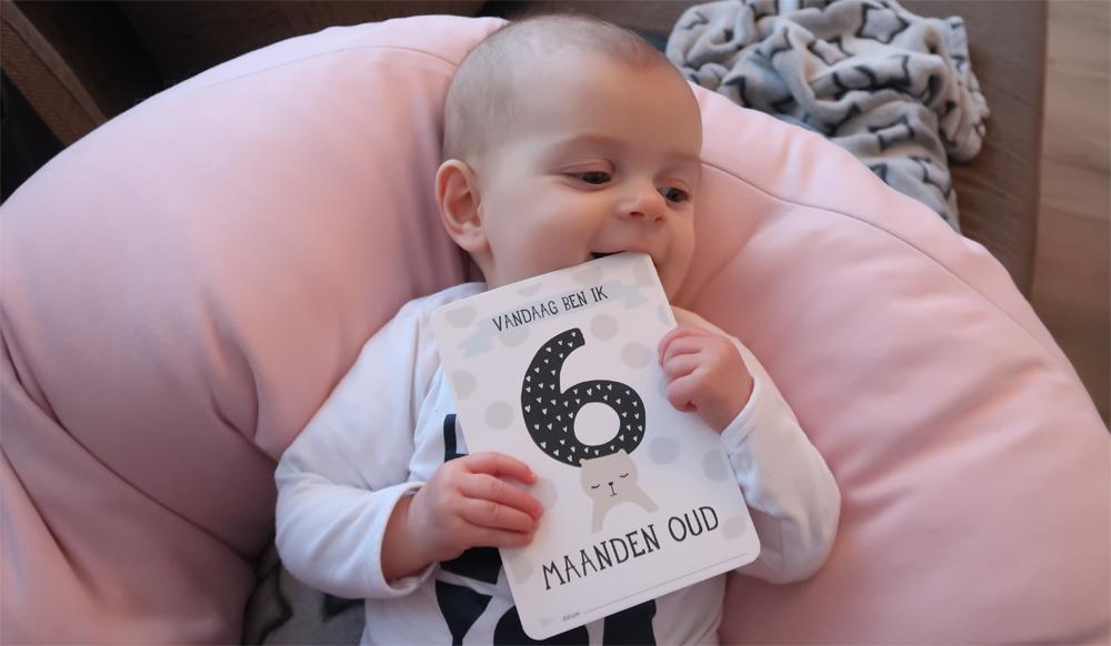 Isabelle 6 maanden