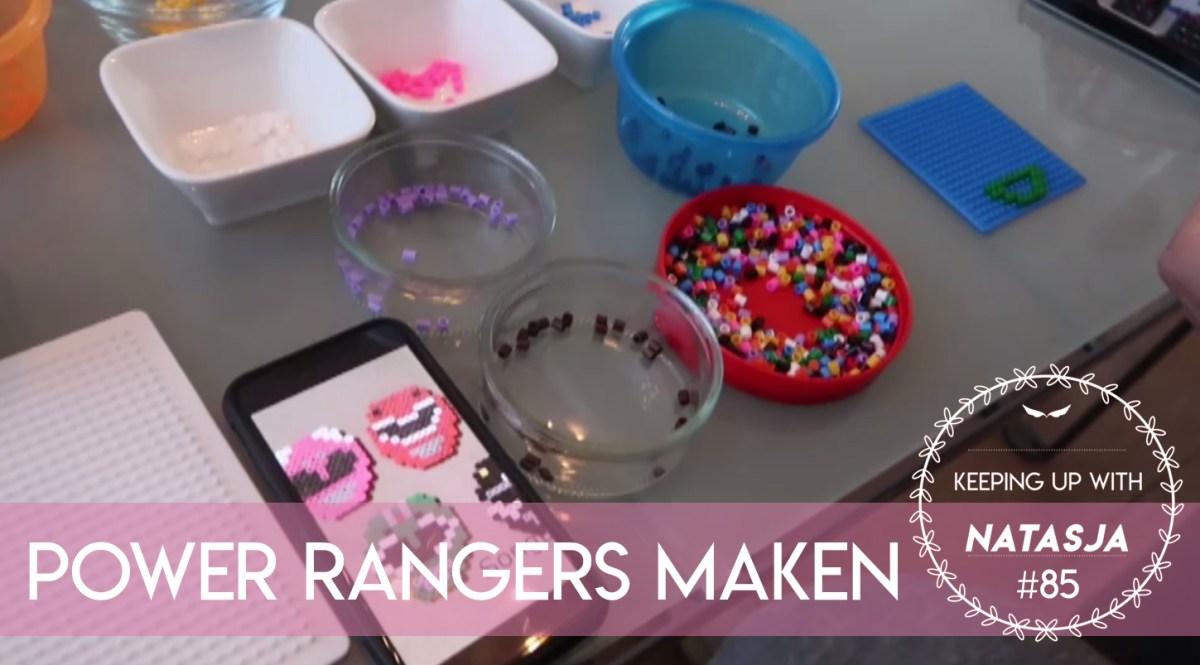 Eerste vaderdag, Power Rangers maken & huisvrouw spelen | Keeping Up With Natasja #85