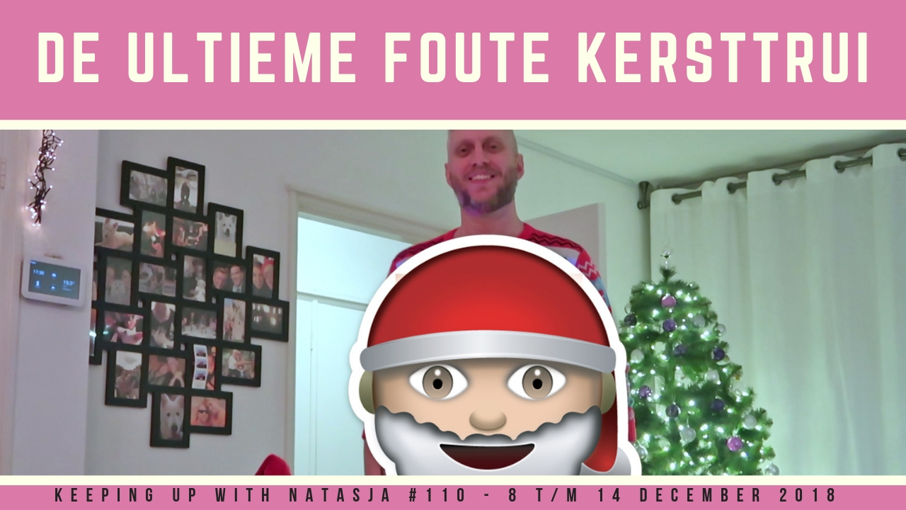 Foute Kersttrui C En A.De Ultieme Foute Kersttrui Keeping Up With Natasja 111 Natasja