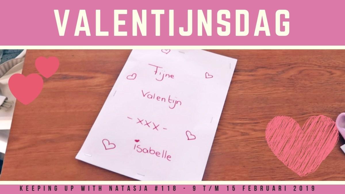 Spelen met opa, valentijnsdag en oppassen | Keeping Up With Natasja #119