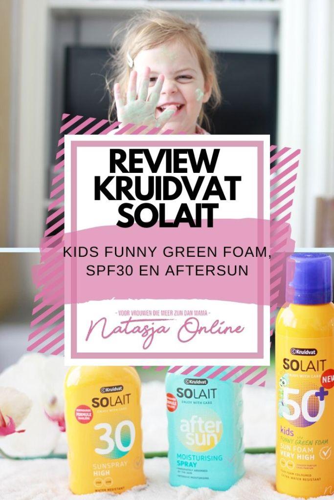 Kruidvat Solait review