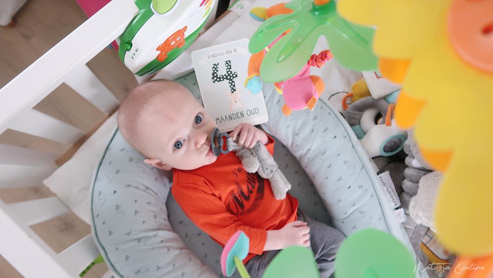 Lucas vier maanden