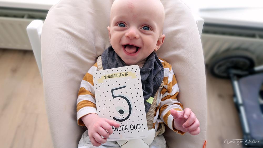 Lucas 5 maanden