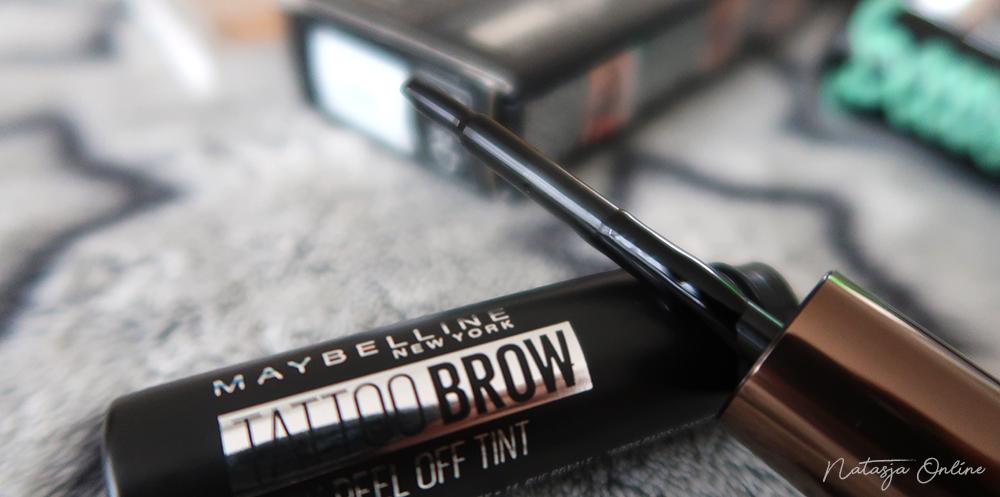 Maybelline Tattoo Brow Peel-Off gel 6