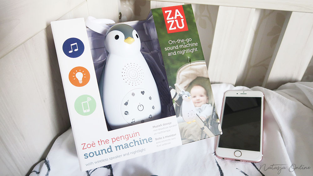Zazu Zoe review doos