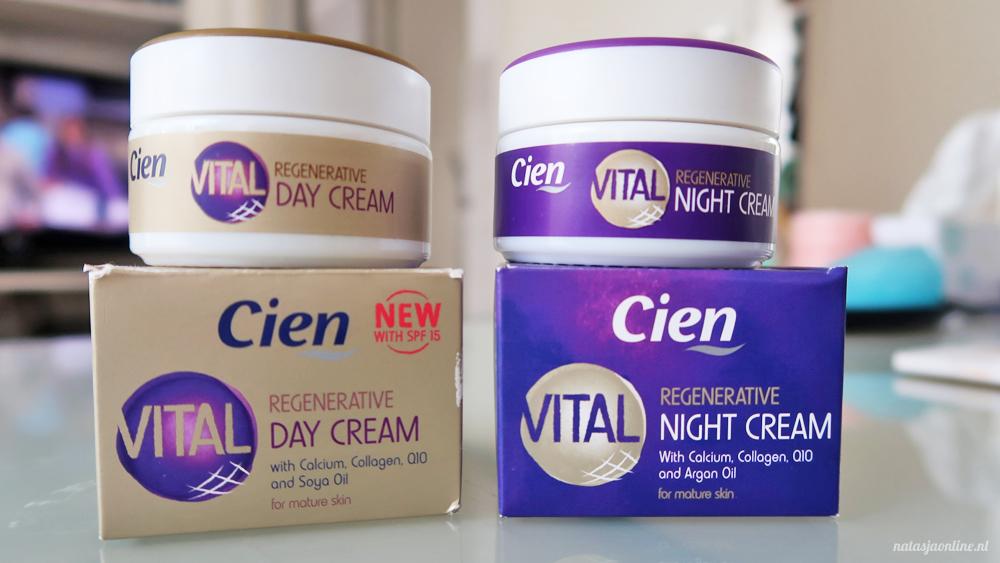 Cien regenerative dag en nachtcrème