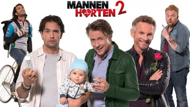 Uitgelezene MOVIE REVIEW | Mannenharten 2 - Natasja Online EN-86