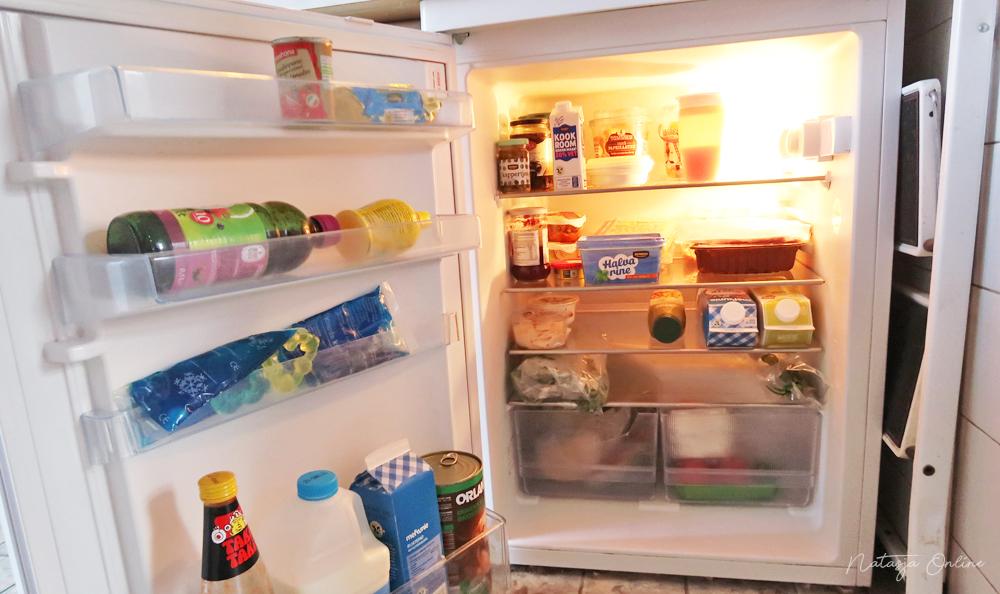 Weekmenu plannen koelkast
