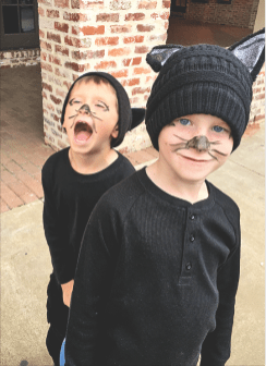 """Jericho Nelson and Nile Nelson were """"cat burglars stealing your heart."""""""