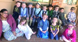 TEP 100 Days of School