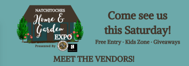Home and Garden Expo announces vendors