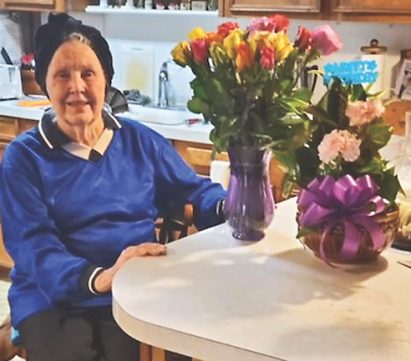 Lillie Mae Durr celebrates 94th birthday