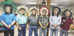 Butte Tribe gathers for spring business meeting