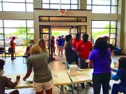Athletes prepare for upcoming school year