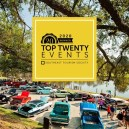 Southeast Tourism Society selects the Natchitoches Car Show as an 'STS Top 20 Event'