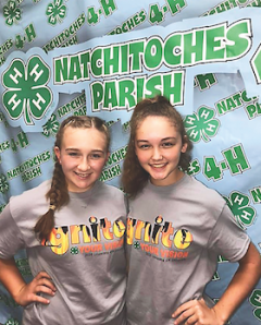 Marthaville news feature 4-H winners