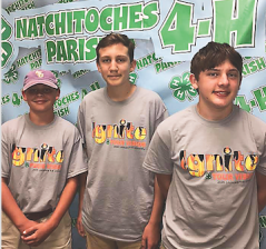 Natchitoches Parish 4-H members win virtual contest