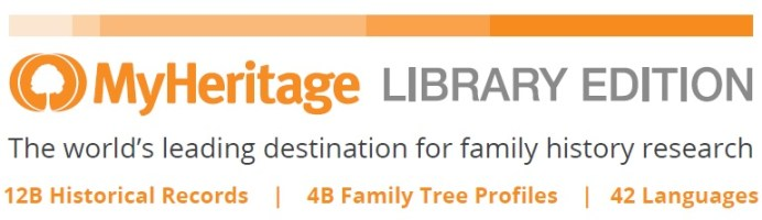 Local library offers free family history research