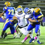 SMS-Patrick Vienne on the tackle