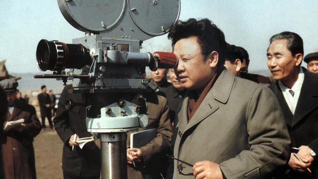former North Korean leader Kim Jong Il, a ciniphile who had a collection of an estimated 20,000 mostly Hollywood films
