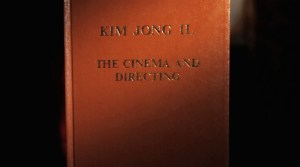 """The Cinema and Directing"" said to be authored by former dictator Kim Jong Il"