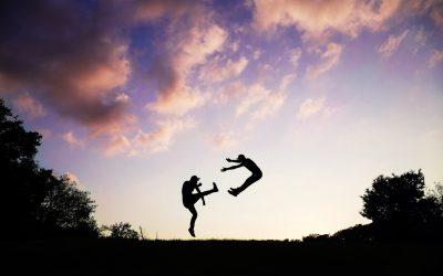 45 Minute Karate Workout – Oct 9 2021