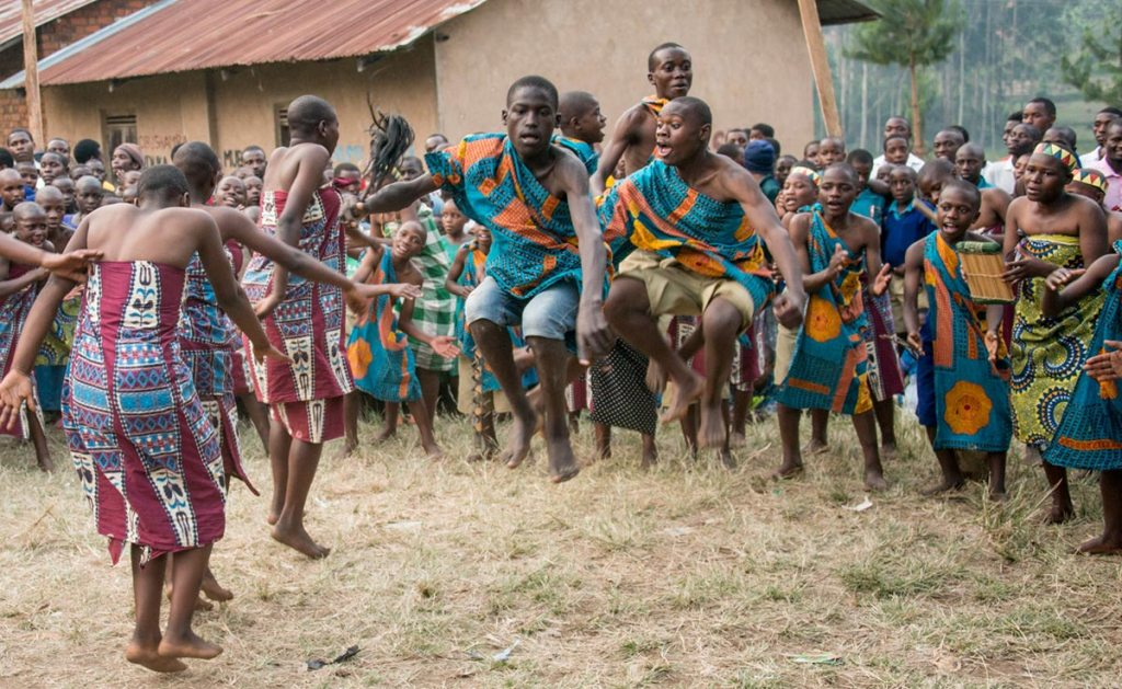 Bakiga Dance Western Uganda Culture & community safari