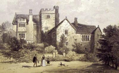 Throwley Hall Nat Gould