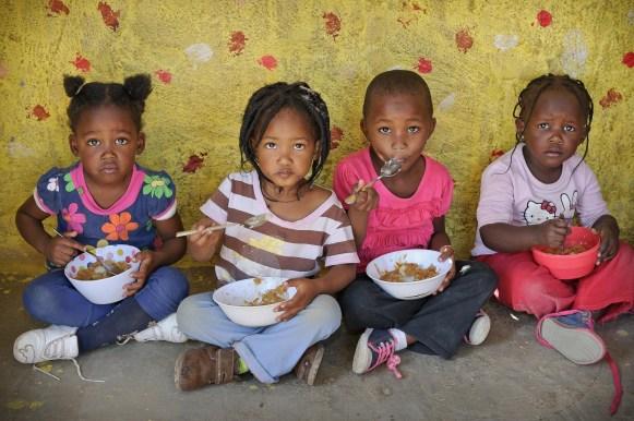 Stop Hunger Now SA - Food Distribution